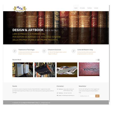 Design And Art Book -
